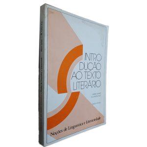 Introdução ao Texto Literário - Mário Carmo - M. Carlos Dias