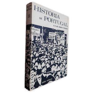 História de Portugal Volume II - A. H. de Oliveira Marques