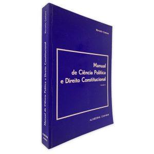 Manual de Ciência Política e Direito Constitucional (Tomo I) - Marcello Caetano