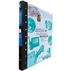 Activa Multimédia (Enciclópedia de Consulta) Geografia e História de Portugal - Roberto Carneiro
