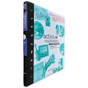 Activa Multimédia (Enciclópedia de Consulta) Matemática Vol. II - Roberto Carneiro