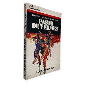Pasto de Vermes - Alex Simmons