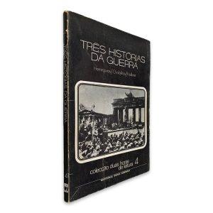Três História da GUerra - Hemingway