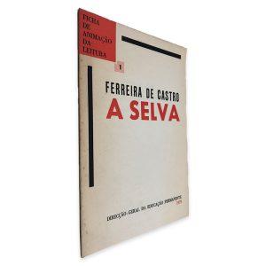 A Selva (Direcção-Geral da Educação Permanente) - Ferreira de Castro