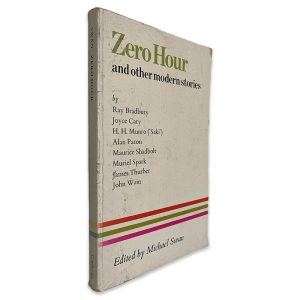 Zero Hour And Other Modern Stories - Michael Swan