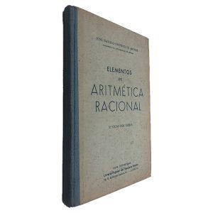 Elementos de Aritmética Racional - José Bayolo Pacheco de Amorim