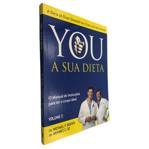 You A Sua Dieta (Volume II) - Michael F. Roizen - Mehmet C. Oz