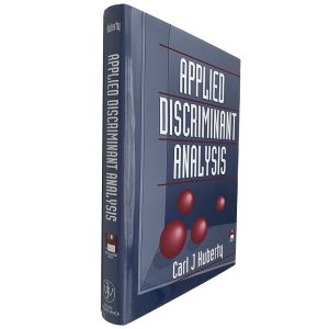 Applied Discriminant Analysis - Carl J. Huberty