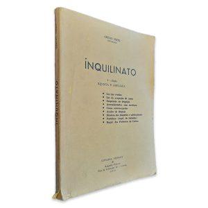 Ínquilinato (Revista e Ampliada) - Abílio Neto