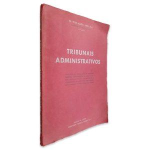 Tribunais Administrativos - Vítor Manuel Lopes Dias