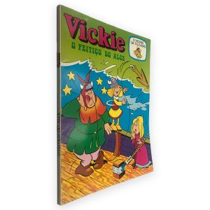 Vickie (O Feitiço do Alce)